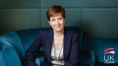 UK Leaders: Gilead's Hilary Hutton-Squire on building trust with the NHS