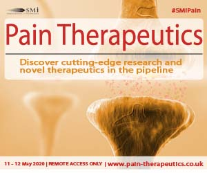 Due to COVID-19, Pain Therapeutics Conference, May 2020 will be remote access