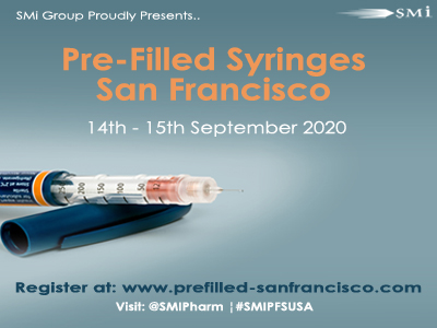 Chair letter released for SMi Group's Pre-filled Syringes San Francisco 2020