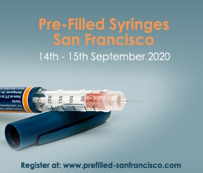 Registration is now open for SMi Group's Pre-filled Syringes San Francisco