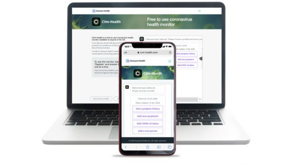Sensyne launches 'good neighbour' app to monitor COVID-19