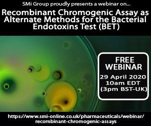 ACC – Recombinant Chromogenic Assay as Alternate Methods for the BET Webinar