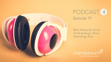 Eisai and Alexa skills in epilepsy: the pharmaphorum podcast