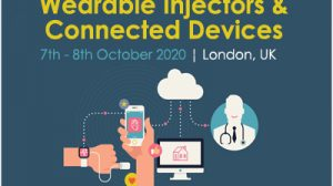 Registration opens for Wearable Injectors & Connected Devices Conference