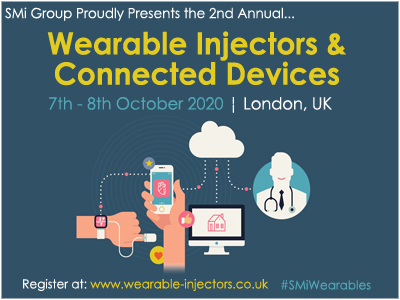 AstraZeneca to lead workshop at Wearable Injectors and Connected Devices 2020