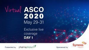 ASCO 2020 virtual annual meeting – day 1