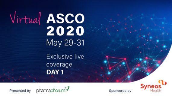 ASCO 2020 virtual annual meeting – day 1