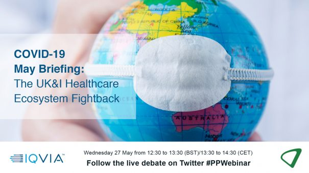 COVID-19 May Briefing: The UK&I Healthcare Ecosystem Fightback