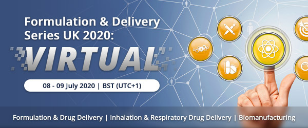 FREE TO ATTEND | Formulation & Drug Delivery Event: Virtual