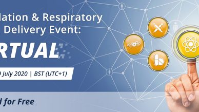 FREE TO ATTEND | Inhalation & Respiratory Drug Delivery Event: Virtual