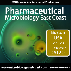 Conference Chair invitation letter for SMi's Pharmaceutical Microbiology East Coast