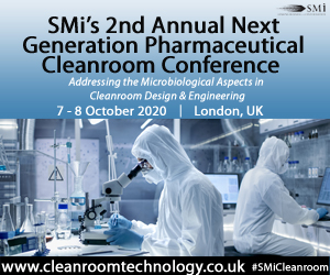 Exclusive Interview Matts Ramstorp Chair for SMi's Next Generation Pharmaceutical Cleanroom