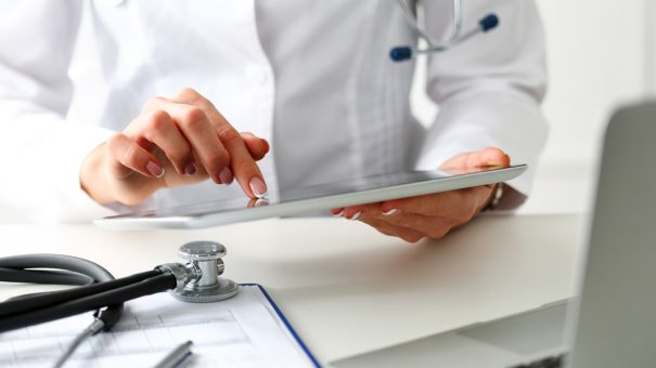 UK should ramp up online GP consultations, advises report