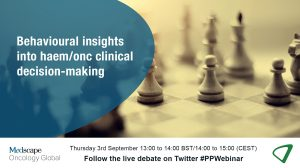 Clinical decision-making insights for haem/oncs