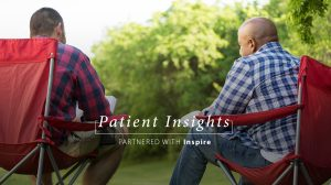 Bringing men out of isolation after a cancer diagnosis