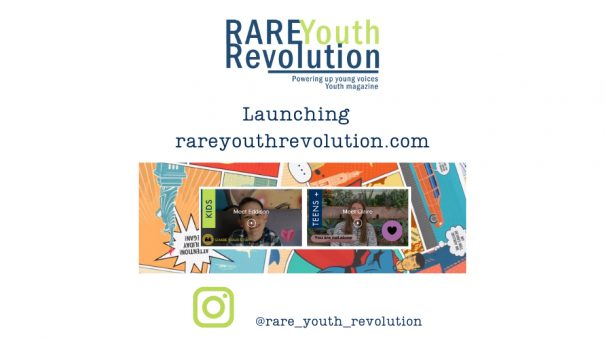 The RARE Youth Revolution has begun