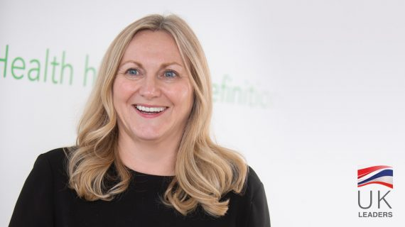 Teva's Kim Innes on shaping the post-COVID future with the NHS