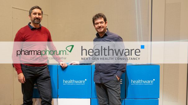 When healthcare met digital health: the next chapter of pharmaphorum