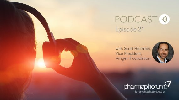 Amgen and science education: the pharmaphorum podcast