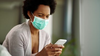 UK government launches COVID-19 app as cases soar