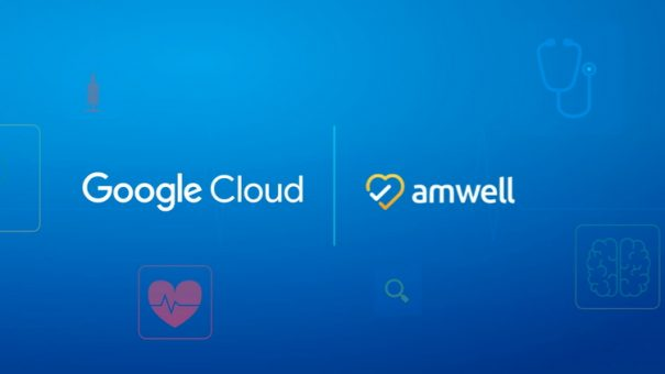 Google pumps $100m into Amwell as telehealth firm eyes IPO