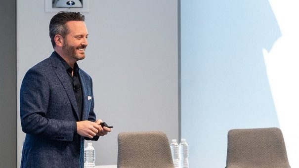 Ex-Allergan CEO Saunders pops up again in 'blank cheque' company