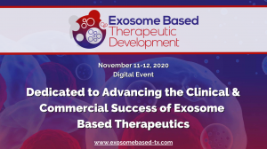 2nd Digital Exosome Based Therapeutic Development Summit
