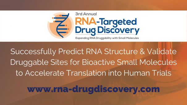 3rd RNA-Targeted Drug Discovery Summit