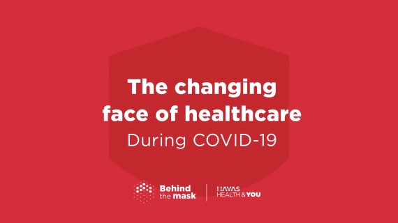 Havas Health & You launches Behind the Mask