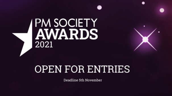 35th PM Society Awards – now open for entries