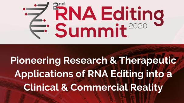 2nd RNA Editing Summit 2020