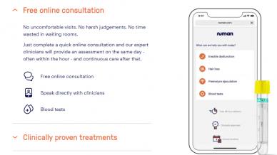 Numan buys Vi Health to add digital capabilities