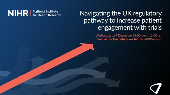Increasing patient engagement with UK clinical trials