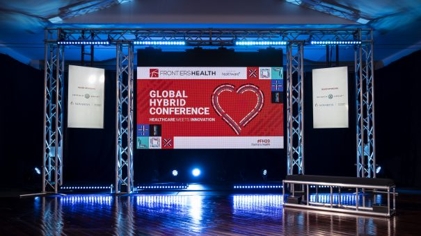 Leading digital health conference Frontiers Health 2020 in partnership with Healthware witnesses the global acceleration of digital health