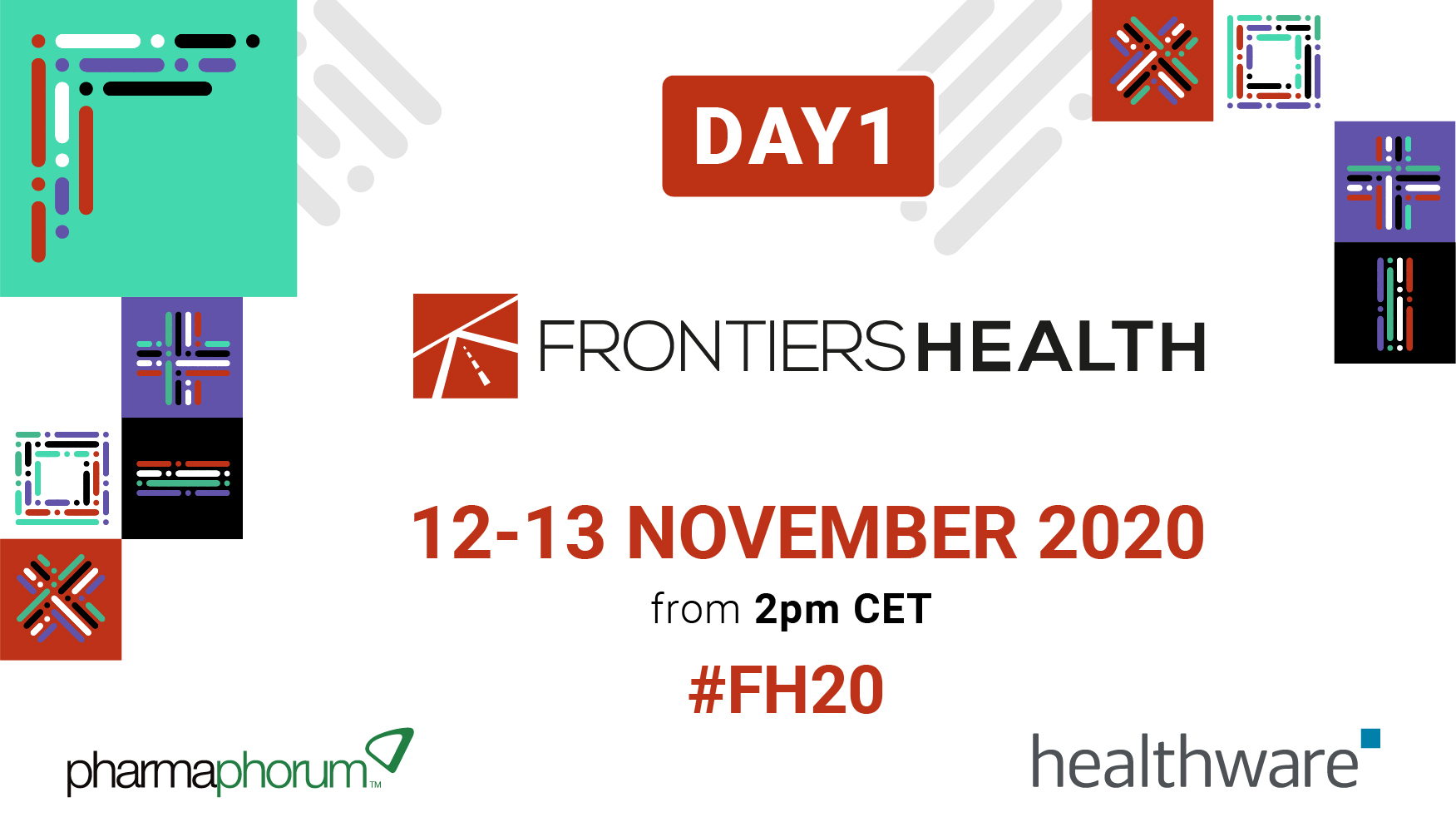 Frontiers Health 2020 Day 1