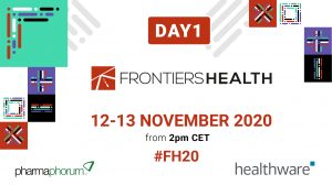 Frontiers Health 2020 day one
