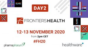Frontiers Health 2020 day two