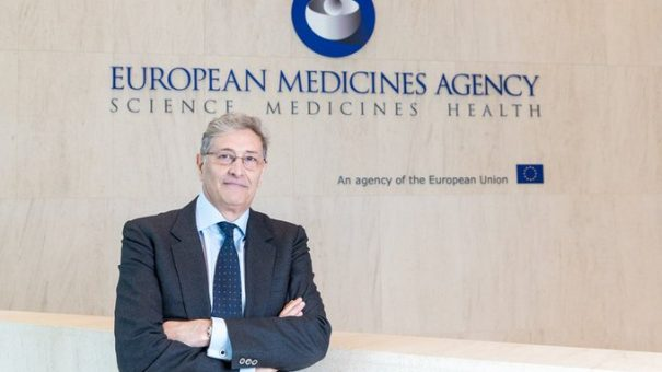 Guido Rasi steps down, handing the running of EMA to Emer Cooke