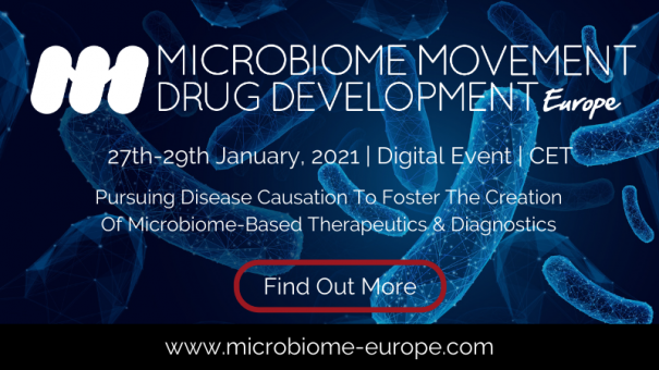5th Microbiome Movement – Drug Development Summit Europe 2021