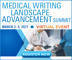 Medical Writing Landscape Advancement Summit | Virtual