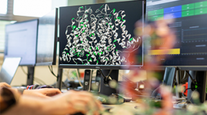 Machine-learning, robotics and biology to deliver drug discovery of tomorrow