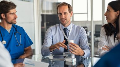 Are face-to-face medical meetings a thing of the past?