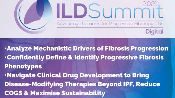 Interstitial Lung Disease (ILD) Drug Development Summit