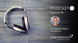 AstraZeneca on diversity: the pharmaphorum podcast