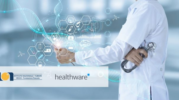 Healthware and Italian cancer institute partner on digital health drive