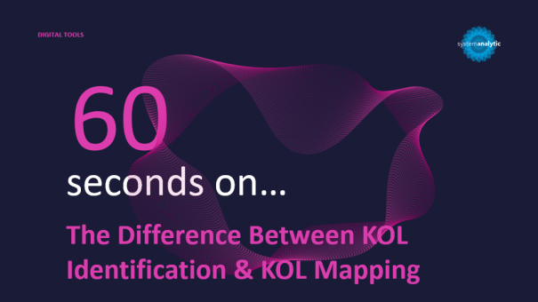 The Difference Between KOL Identification And KOL Mapping