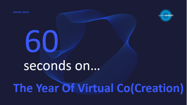 The Year Of Virtual Co(Creation)