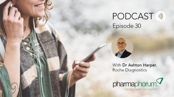 Roche on COVID-19 healthcare and testing: the pharmaphorum podcast