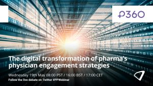 The digital transformation of pharma's physician engagement strategies