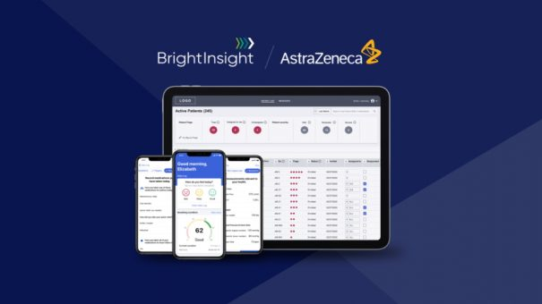 AstraZeneca's digital health alliance with BrightInsight bears fruit